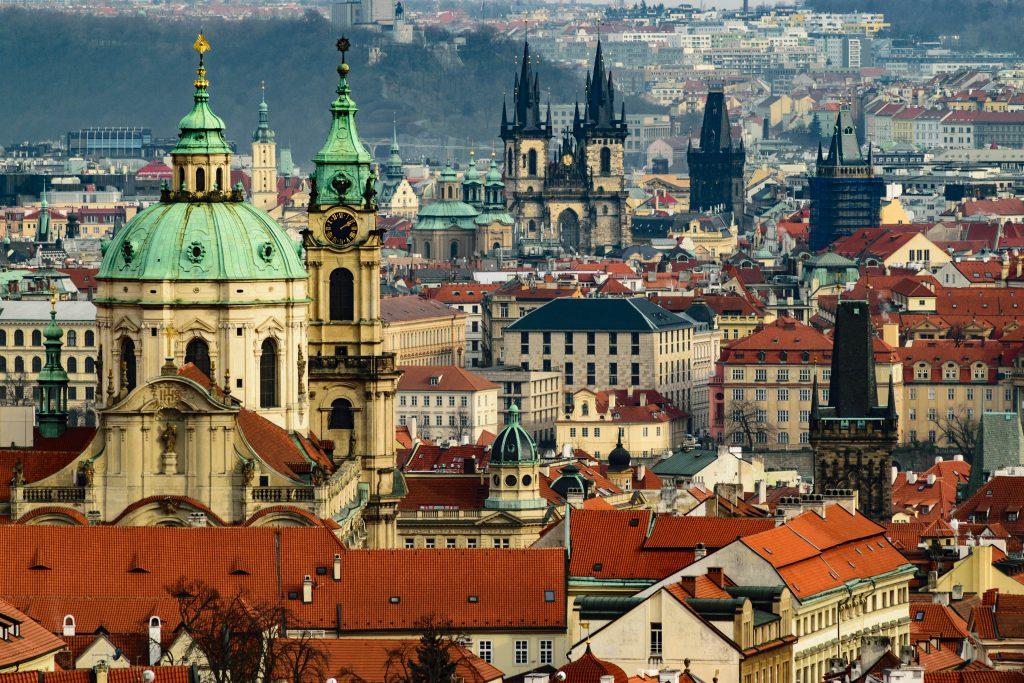 Prágai séták